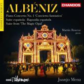 Album artwork for Albéniz: Orchestral Works