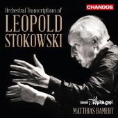Album artwork for Stokowski: The Art of Orchestral Transcriptions