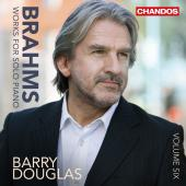 Album artwork for Brahms: Works for Solo Piano, Vol. 6