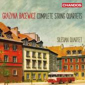 Album artwork for Bacewicz: Complete String Quartets