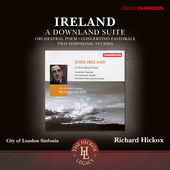 Album artwork for Ireland: Orchestral Works