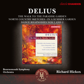 Album artwork for Delius: Orchestral Works