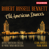 Album artwork for Bennett: Old American Dances