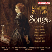 Album artwork for Sullivan: Songs