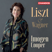 Album artwork for Liszt & Wagner: Piano Works / Cooper