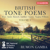 Album artwork for British Tone Poems, Vol. 1
