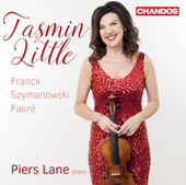 Album artwork for Franck, Faure & Szymanowski / Little