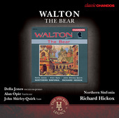 Album artwork for Walton: The Bear