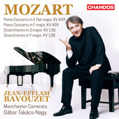 Album artwork for Mozart: Piano Concertos, Vol. 2