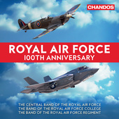 Album artwork for Royal Air Force 100th Anniversary