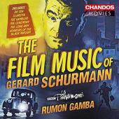 Album artwork for The Film Music of Gerard Schurmann