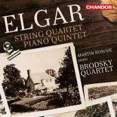 Album artwork for Elgar: String Quartet - Piano Quintet