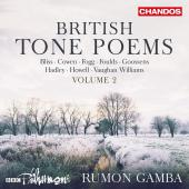 Album artwork for British Tone Poems vol. 2 / Gamba