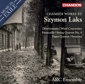 Album artwork for Laks: Chamber Works