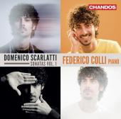 Album artwork for D. Scarlatti: Keyboard Sonatas, Vol. 1 / Colli