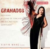Album artwork for Granados: Goyescas, Allegro de concierto, Valses p