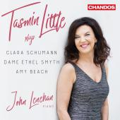 Album artwork for Tasmin Little plays Beach, Smyth, C. Schumann