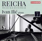 Album artwork for Reicha Rediscovered, Vol. 2