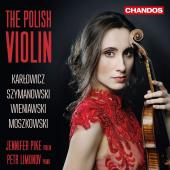 Album artwork for The Polish Violin / Jennifer Pike