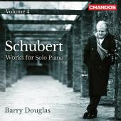 Album artwork for Schubert: Works for Solo Piano, Vol. 4