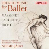 Album artwork for French Music for Ballet / Jarvi