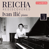 Album artwork for V3: REICHA REDISCOVERED