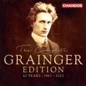 Album artwork for THE COMPLETE GRAINGER EDITION 21-CD