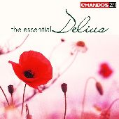 Album artwork for The Essential Delius