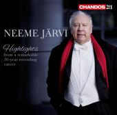 Album artwork for NEEME JÄRVI - HIGHLIGHTS FROM 30 Years
