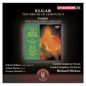 Album artwork for Elgar: Dream of Gerontius; Parry: Blest Pair / Hic