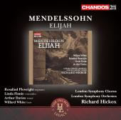 Album artwork for Mendelssohn: Elijah / Hickox