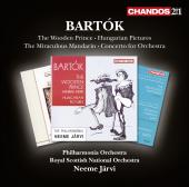 Album artwork for Bartok: Orchestral Works
