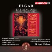 Album artwork for Elgar: The Kingdom / Sospiri / Sursum Corda