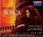Album artwork for TOSCA  (IN ENGLISH)