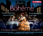 Album artwork for Puccini: La Boh�me (Opera in English)