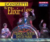 Album artwork for Donizetti: The Elixir Of Love