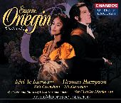 Album artwork for EUGENE ONEGIN
