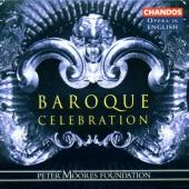 Album artwork for BAROQUE CELEBRATION - Opera in English