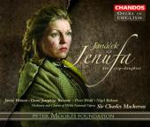 Album artwork for JENUFA