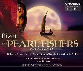 Album artwork for BIZET - THE PEARL FISHER (Highlights)