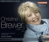 Album artwork for Christine Brewer: Vol.2 - Opera in English