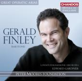 Album artwork for Gerald Finley: Great Opera Arias, Opera in English