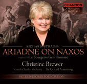 Album artwork for ARIADNE ON NAXOS / Opera in English