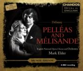Album artwork for Debussy: Pelléas and Mélisande