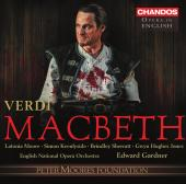 Album artwork for Verdi: MacBeth / Opera in English - Keenlyside, Mo
