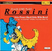 Album artwork for Black Dyke Plays Rossini