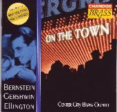 Album artwork for Bernstein/Gershwin/Ellington: On the Town