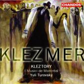 Album artwork for KLEZMER: JEWISH MUSIC