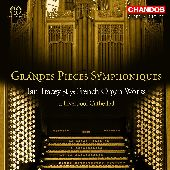 Album artwork for Grandes pieces symphoniques