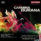 Album artwork for Orff: Carmina Burana (Hickox)